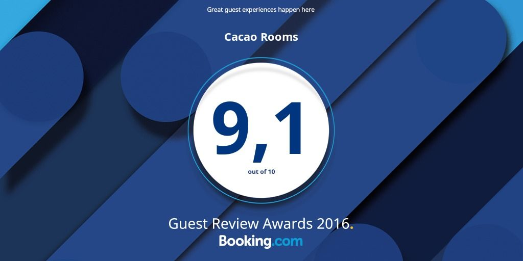 2016 Booking.com award-wide